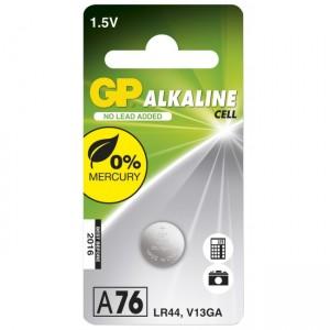 PILE BOUTON ALCALINE LR44 GP