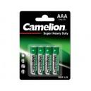 CAMELION - PILES R03/AAA SUPER HEAVY DUTY X4